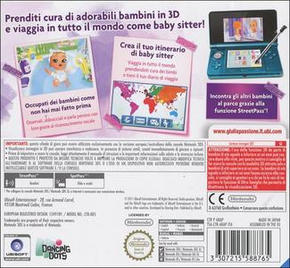 Videogioco Giulia Passione Babysitter Nintendo 3DS 1