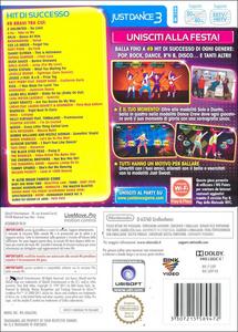 Videogioco Just Dance 3 Nintendo WII 5
