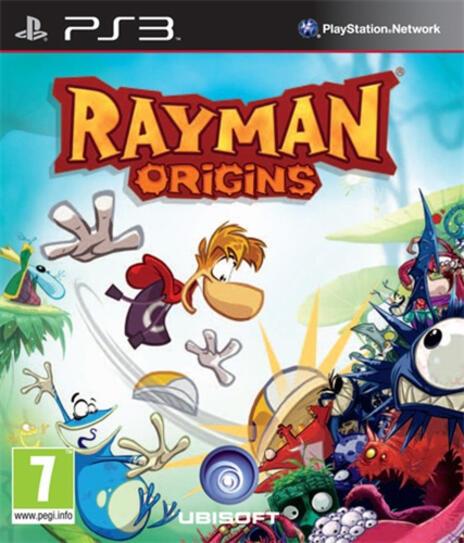 Ubisoft Rayman Origins Wii videogioco Nintendo Wii Basic ITA