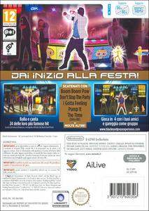 Videogioco Black Eyed Peas Experience Nintendo WII 1