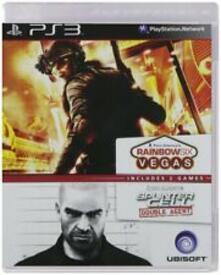 Rainbow Six: Vegas + Splinter Cell: Double Agent [Uk] (Ita)