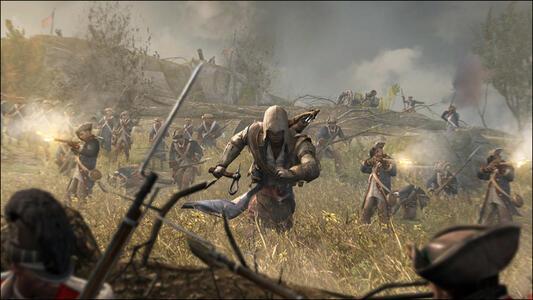 Assassin's Creed III Bonus Edition Day One - 4