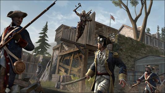 Assassin's Creed III Bonus Edition Day One - 8