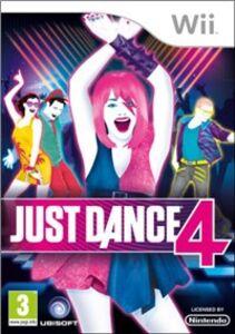 Videogioco Just Dance 4 Nintendo WII 0