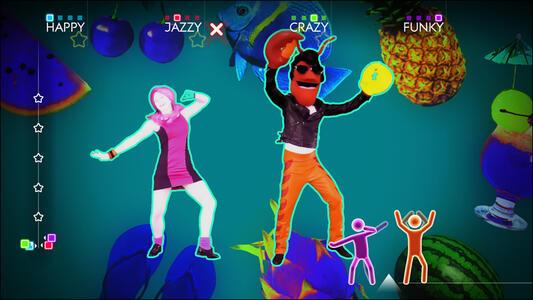Just Dance 4 - 8
