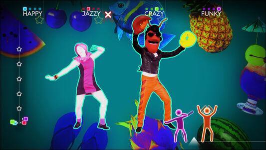 Videogioco Just Dance 4 Nintendo WII 5