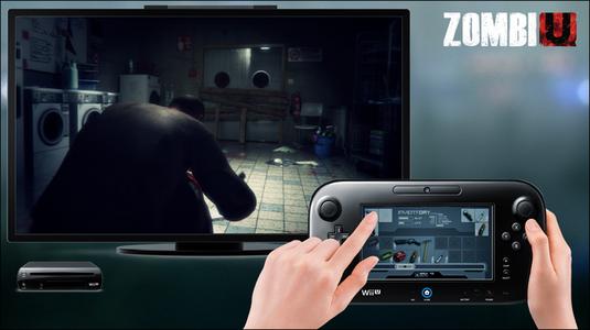 Videogioco ZombiU Nintendo Wii U 5