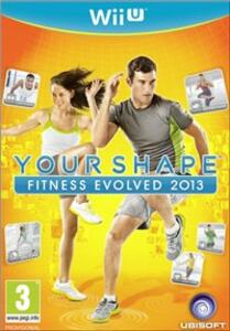 Your Shape. Fitness Evolved 2013