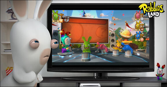 Rabbids Land - 11
