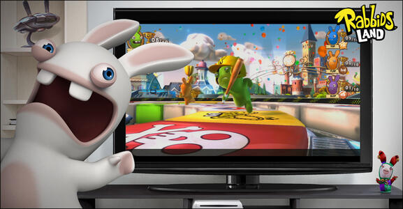 Rabbids Land - 8