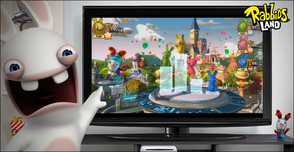 Rabbids Land - 9