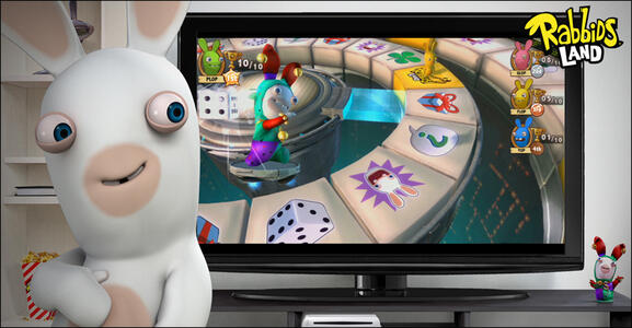 Rabbids Land - 10