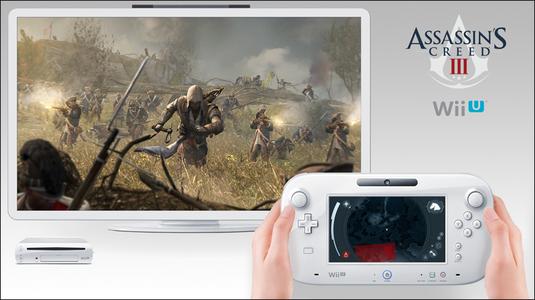 Videogioco Assassin's Creed III Nintendo Wii U 2