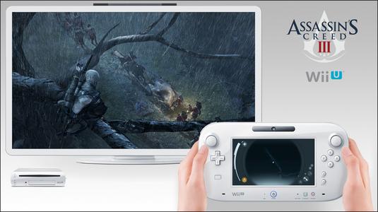 Videogioco Assassin's Creed III Nintendo Wii U 6