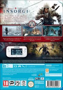 Videogioco Assassin's Creed III Nintendo Wii U 10