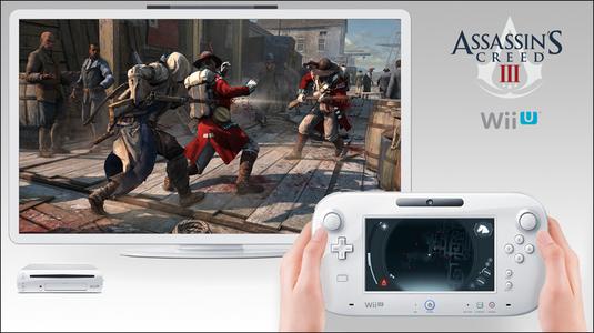 Videogioco Assassin's Creed III Nintendo Wii U 9