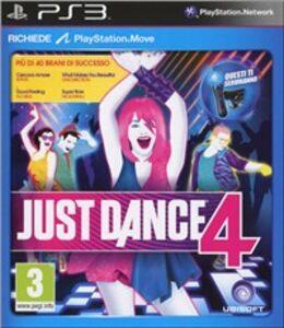 Videogioco Just Dance 4 PlayStation3 0