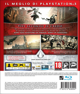 Videogioco Essentials Assassin's Creed 2 Game of the Year PlayStation3 1