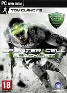 Tom Clancy's Splinter Cell. Blacklist Day One Edition