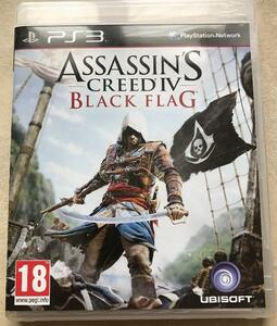 Assassin s Creed IV Black Flag - PS3 [French Edition]