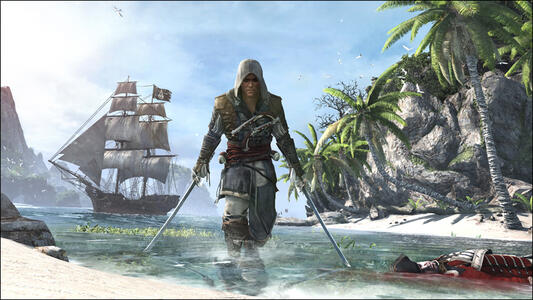 Assassin's Creed IV. Black Flag - 2