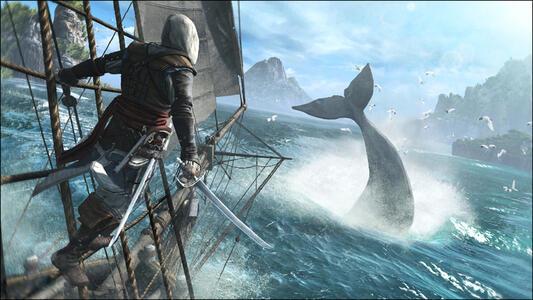 Assassin's Creed IV. Black Flag - 3