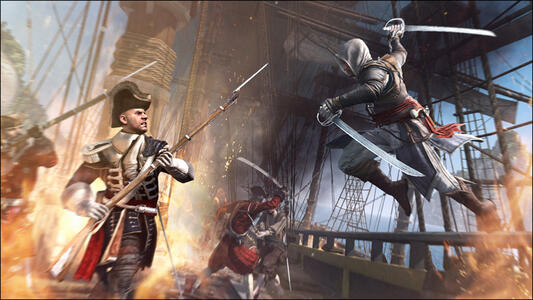 Assassin's Creed IV. Black Flag - 5