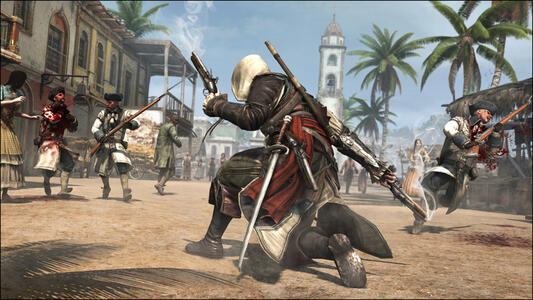 Assassin's Creed IV. Black Flag - 7