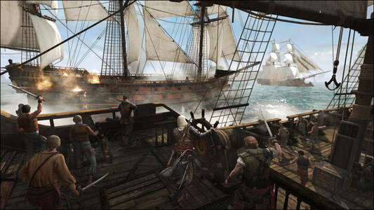 Assassin's Creed IV. Black Flag - 9