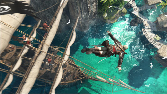 Assassin's Creed IV. Black Flag - 10