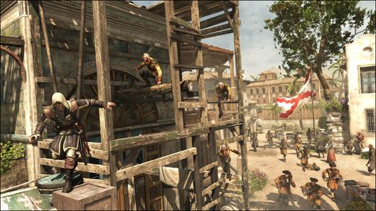 Videogioco Assassin's Creed IV: Black Flag Bonus Edition PlayStation4 5