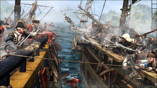Assassin's Creed IV: Black Flag - 5