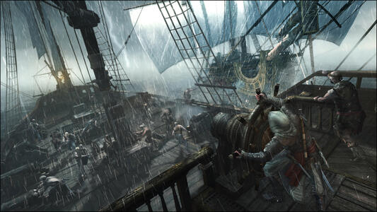 Assassin's Creed IV: Black Flag - 9