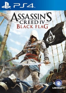 Ubisoft Assassin's Creed IV Black Flag - PS4