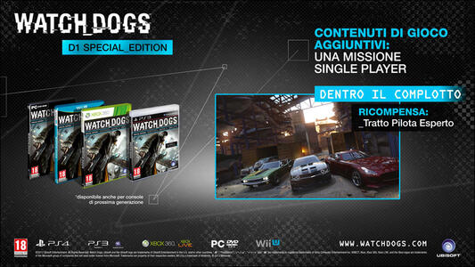 Watch_Dogs Special Edition - 2