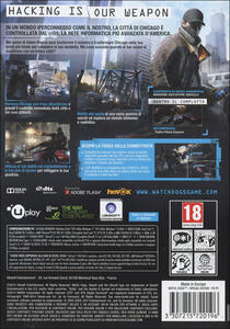 Watch_Dogs Special Edition - 11