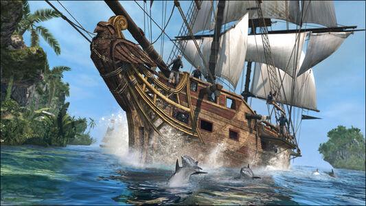 Videogioco Assassin's Creed IV: Black Flag Collector's Edition Xbox One 1