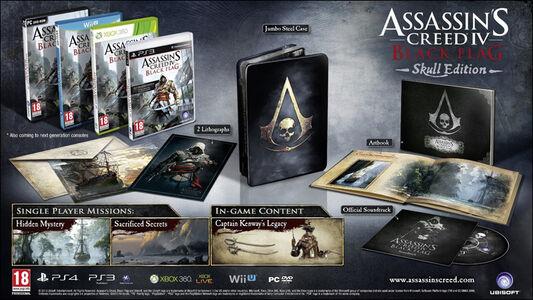 Videogioco Assassin's Creed IV: Black Flag Collector's Edition Xbox One 9