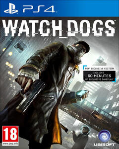 Watch_Dogs - PS4 - 2