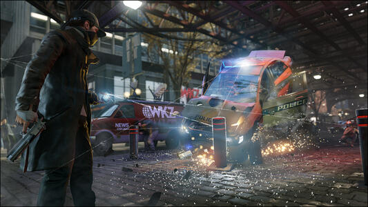 Watch_Dogs Special Edition - 8