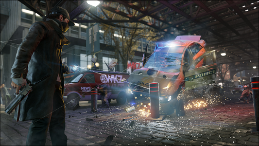 Videogioco Watch_Dogs Special Edition Xbox One 5