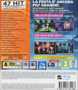 Videogioco Just Dance 2014 PlayStation3 10