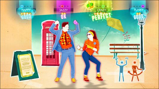Just Dance 2014 - 11