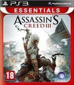 Videogiochi PlayStation3 Assassin's Creed III Essentials