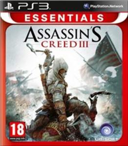 Videogioco Assassin's Creed III Essentials PlayStation3 0