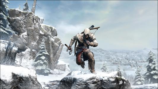 Videogioco Assassin's Creed III Essentials PlayStation3 4