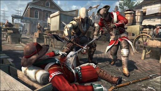 Videogioco Assassin's Creed III Essentials PlayStation3 7
