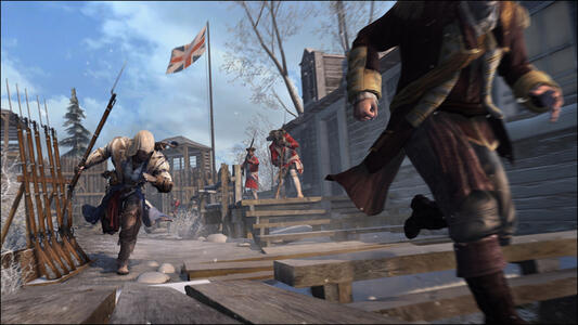 Assassin's Creed III Essentials - 9