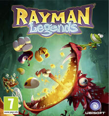 Ubisoft Rayman Legends videogioco Xbox One Basic Francese