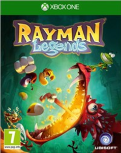Videogioco Rayman Legends Xbox One 0